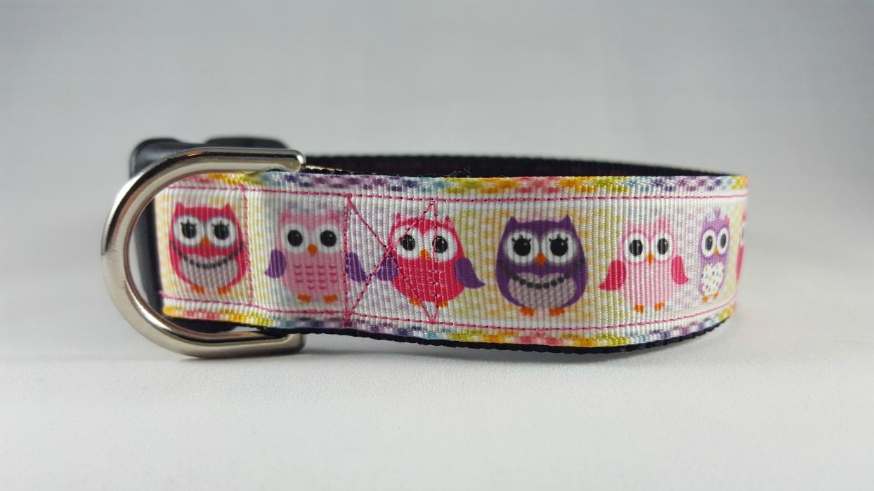 Pastel Owls