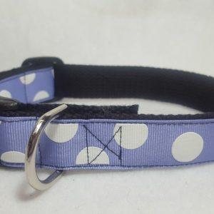 Purple white polka dots1
