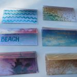 Beach Envelopes With Plastic Cover For Ministry Organizer