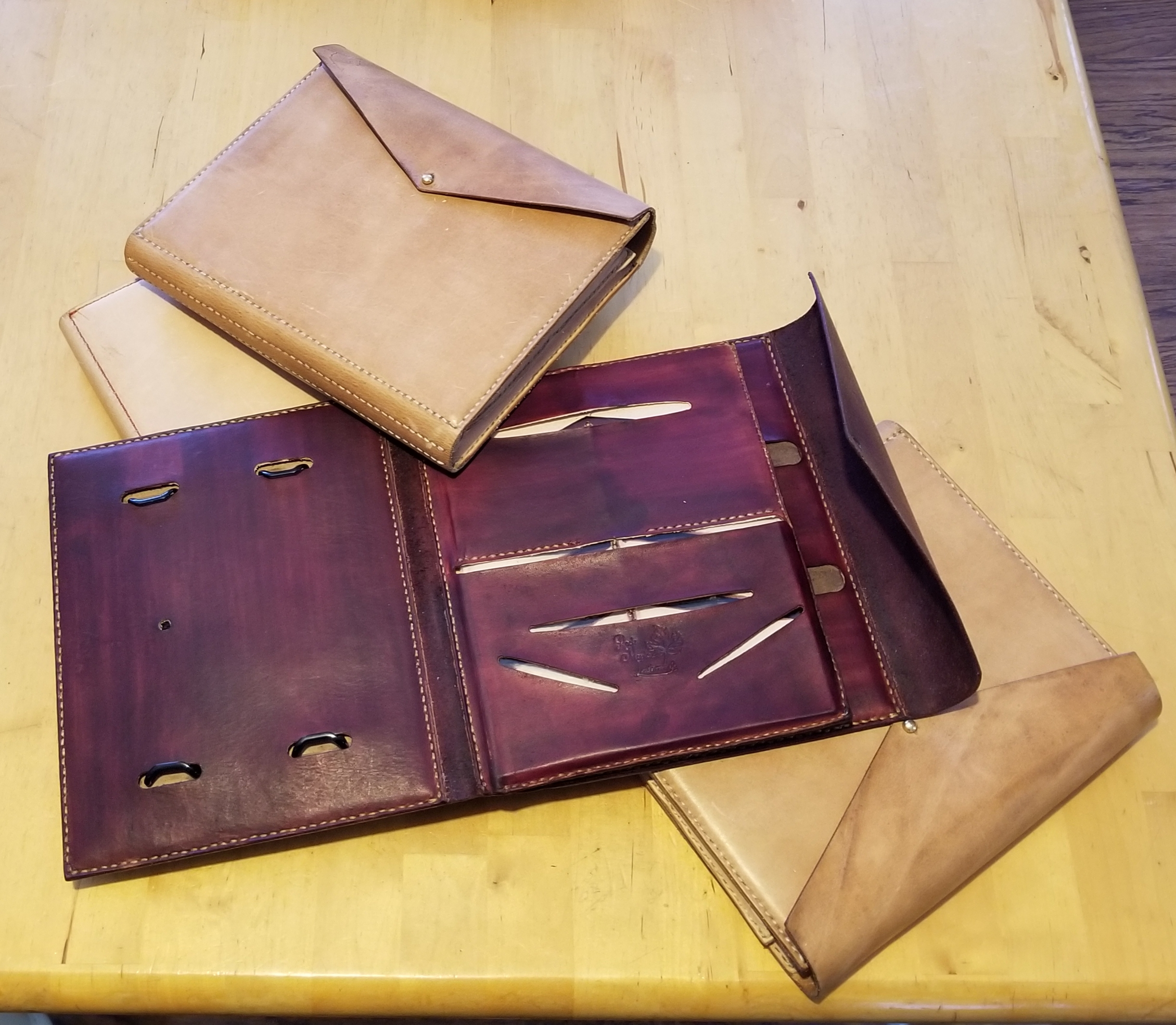 Leather Ministry Organizer