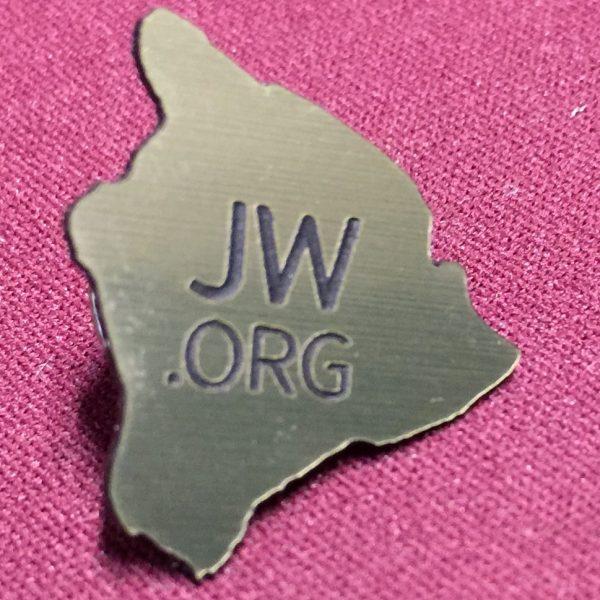 front pin