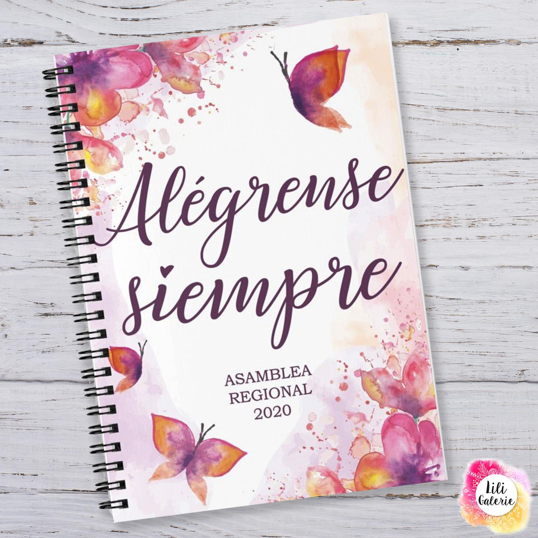 LiliGalerie - Cuaderno Asamblea 2020