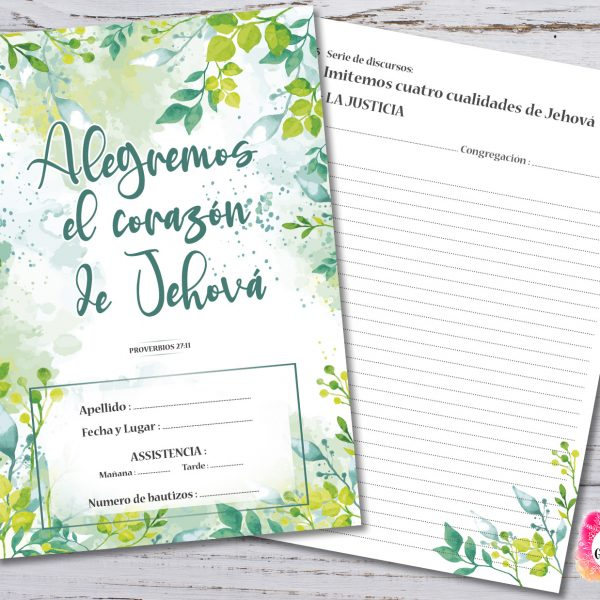 LiliGalerie - Asamblea Circuito 2020-2021-Alegremos el corazón de Jehová