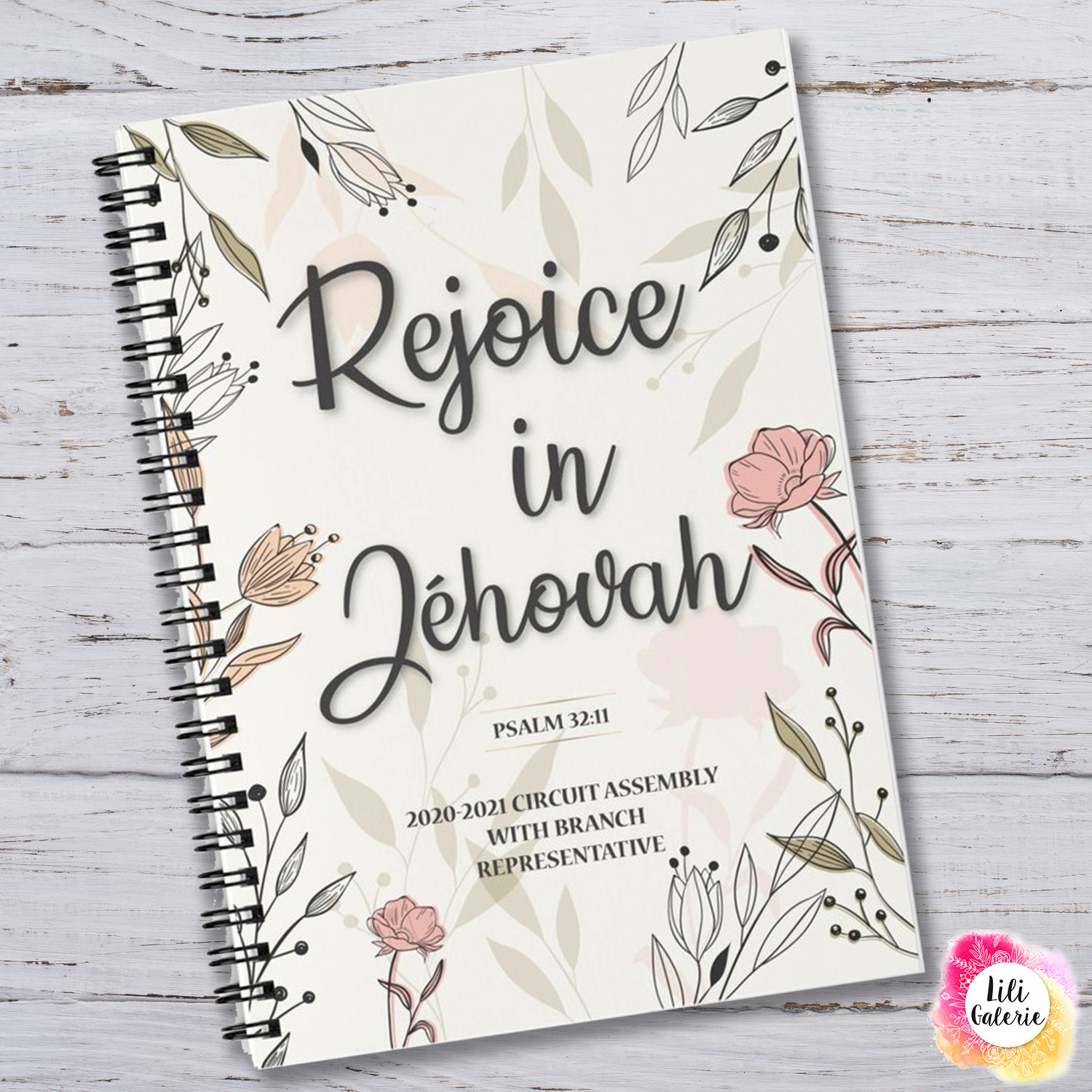 LiliGalerie -Circuit Assembly 2020-2021-Rejoice in Jehovah
