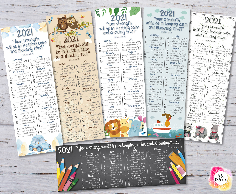 LiliGalerie-Bookmark-BibleReading2021-Child