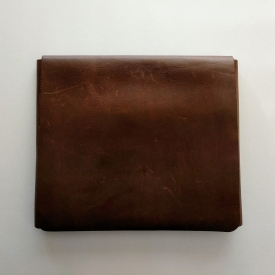 Sleek Leather Meeting Case. Great for Meetings and Service!
