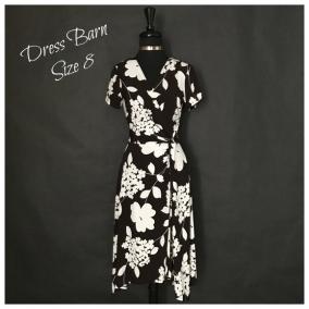 Dress Barn Floral Print Dress