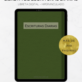 DIGITAL Hyperlinked JW Examinando Las Escrituras Diariamente – Daily Text – Examining The Daily Scriptures – Goodnotes, Zoomnotes, Xodo, Etc