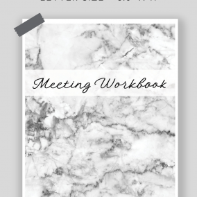 Printable JW Meeting Workbook Inserts – Letter Size – Instant Download PDF – OCLAM, Watchtower, Public Talks & Notes Pages