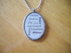 Fruitage of the Spirit Necklace