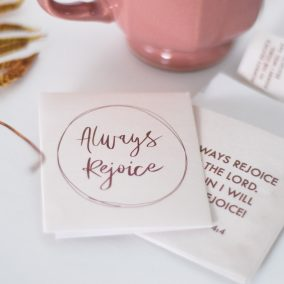 always rejoice convention gift printable