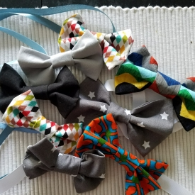 Bow ties and Hair bows