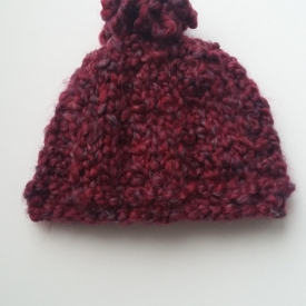 Warm Preemie Hat
