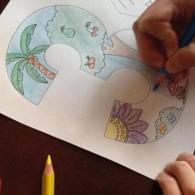 Creative Days Activity and Colouring Pages Instant PDF Download