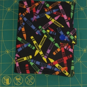 Crayon Notebook