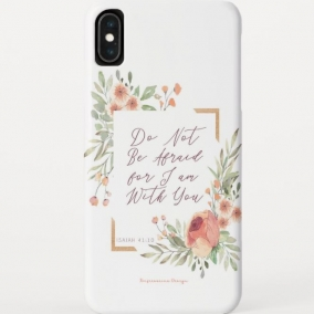 2019 Year Text Phone Case