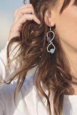 Lava Earrings