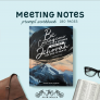 Meeting Notes Notebook   Masculine   Best Life Ever – Pioneer Gifts – JW Gifts – Meeting Workbook