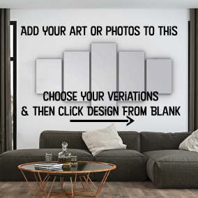 Add your own Art or Photos