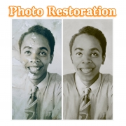 Photo Restoration – Level 2