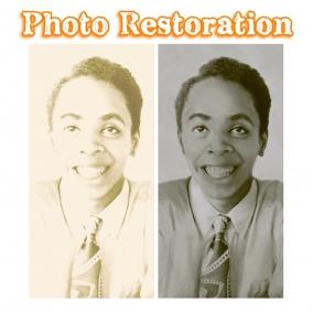 Photo Restoration – Level 1