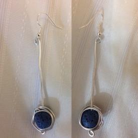 Bangle Wire Earrings