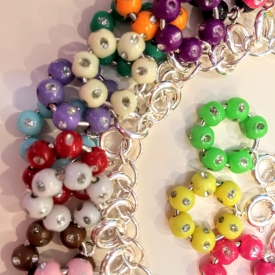 Colorful Garden Achieve Bracelet