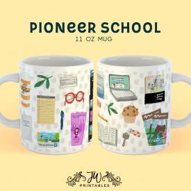 Best Life Ever Mug – Hand Illustrated | JW Gifts