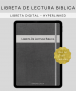 DIGITAL Hyperlinked JW Libreta De Lectura Biblica – Bible Reading Study Journal – Bible Reading Log – Goodnotes, Zoomnotes, Xodo, Etc.