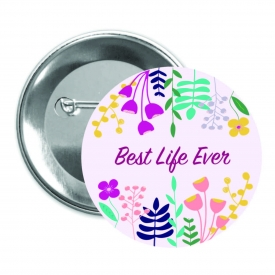Best Life Ever JW Pin