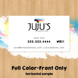 Simple Logo Business Cards