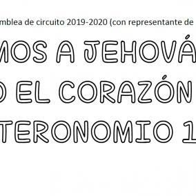 JW Kids Spanish Asamblea de Circuito-Amemos a Jehova