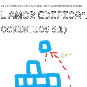"JW Spanish-Asamblea ""El amor edifica"" (Trace Sheets/Rastrear)"