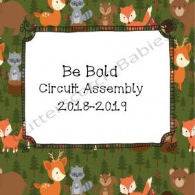 Be Bold Assembly Workbook for Older Kids