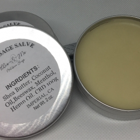 CBD Massage Salve