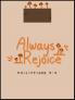 """Always Rejoice"" Apple iPad 9.7 Wallpapers"