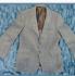 Mens Vintage Harris Tweed Scottish Wool Blazer
