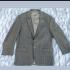 Milburn custom delux plaid sports coat blazer 42R