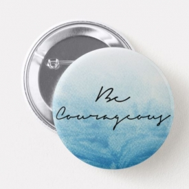 Pack of TWENTY (20) 2018 Be Courageous! Convention of Jehovah's Witnesses Pin Badges (Copy)