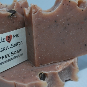 Coffee Ground – Exfoliating Soap