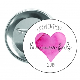 2019 Love Never Fails Regional & International Convention