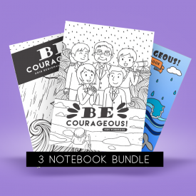 2018 (DIGITAL) Convention Workbook Bundle – Kids, Teens & Pre reader (3 Notebooks)