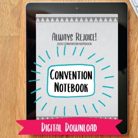 2020 Regional Convention Notebook