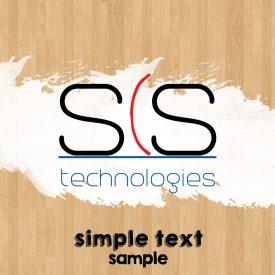 Custom-logo--simpletext-2
