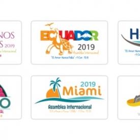 Idioma Español 2019 Asamblea Internacional Regalo GRATIS