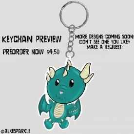 Cute lizierd keychin