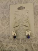 Goodness/Mildness Silver Earrings
