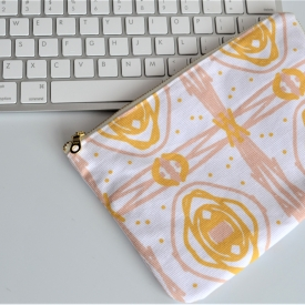 EVERYDAY POUCH – Sunshine