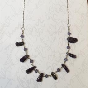 Purple Gorgeousness Necklace