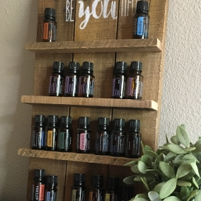 Reclaimed EO Storage Shelf